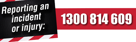 New 1300 number for reporting work health and safety incidents