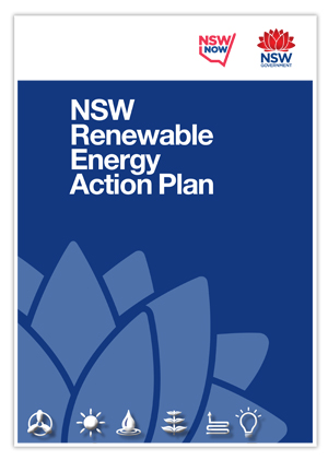 NSW Renewable Energy Action Plan 2013