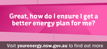 Visit yourenergy.nsw.gov.au